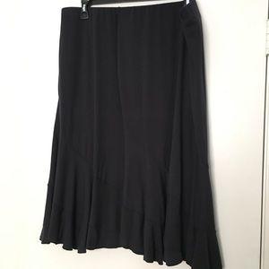Super cute flouncy skirt size 22/24